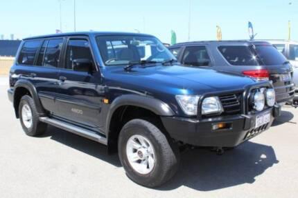 2002 Nissan Patrol SUV Wangara Wanneroo Area Preview