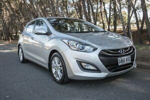2013 Hyundai i30 GD MY14 Elite Silver 6 Speed Sports Automatic Hatchback Reynella Morphett Vale Area Preview