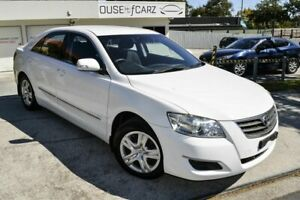 2009 Toyota Aurion GSV40R AT-X White 6 Speed Sports Automatic Sedan Moorooka Brisbane South West Preview