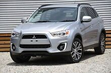 2015 Mitsubishi ASX XB MY15 LS 2WD Silver 6 Speed Constant Variable Wagon Helensvale Gold Coast North Preview