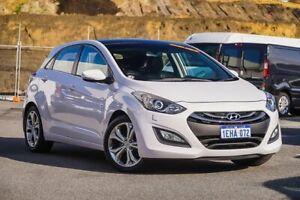 2012 Hyundai i30 GD Premium White 6 Speed Sports Automatic Hatchback Osborne Park Stirling Area Preview