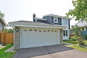 Gorgeous Bright Open Concept Detached With Beautiful Layout