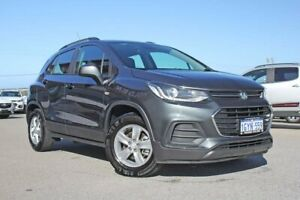 2018 Holden Trax TJ MY18 LS Grey 6 Speed Automatic Wagon Wangara Wanneroo Area Preview