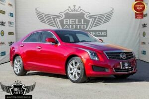 2014 Cadillac ATS LUXURY AWD SUNROOF NAVIGATION BACK-UP CAMERA B