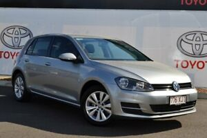 2015 Volkswagen Golf AU MY16 92 TSI Comfortline Silver 7 Speed Auto Direct Shift Hatchback Warwick Southern Downs Preview