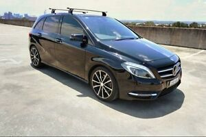 2013 Mercedes-Benz B250 W246 DCT Black 7 Speed Sports Automatic Dual Clutch Hatchback Haymarket Inner Sydney Preview