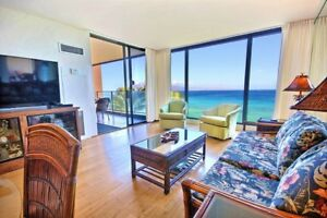 West Maui Oceanfront Vacation Rental Mahana Resort