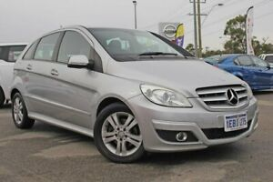2009 Mercedes-Benz B180 CDI W245 MY09 Silver 7 Speed Constant Variable Hatchback Rockingham Rockingham Area Preview