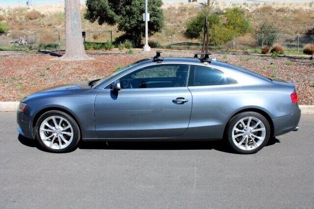 Image 6 Voiture Européenne d'occasion Audi A5 2013
