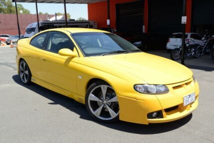 2002 Holden Special Vehicles Coupe V2 GTO Yellow 6 Speed Manual Coupe Oxley Brisbane South West Preview