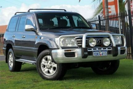 2007 Toyota Landcruiser UZJ100R GXL Grey 5 Speed Automatic Wagon Wangara Wanneroo Area Preview