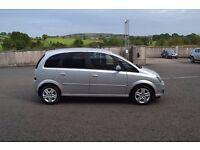 09 vauxhall meriva 1.3 cdti active model t diesel v clean full s h full mot lovelly driver l ins& tx