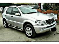 Mercedes ML270 Cdi (2002) Avant Garde
