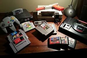 Looking for Older Video Games and Consoles