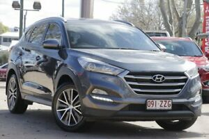 2016 Hyundai Tucson TL Active X 2WD Grey 6 Speed Sports Automatic Wagon East Toowoomba Toowoomba City Preview