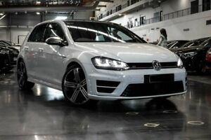 2015 Volkswagen Golf 7 R White Sports Automatic Dual Clutch Westmeadows Hume Area Preview