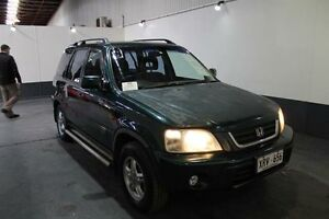 1999 Honda CR-V (4x4) Sport Green 4 Speed Automatic 4x4 Wagon Pennington Charles Sturt Area Preview