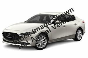 2019 Mazda 3 BP G20 Touring Snowflake White Pearl 6 Speed Manual Sedan Kirrawee Sutherland Area Preview