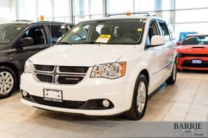 2017 Dodge Grand Caravan ***CREW***REAR A/C***REAR POWER WINDOWS
