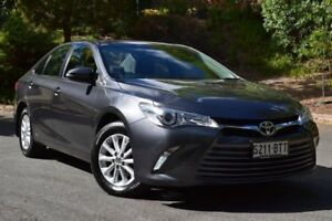 2015 Toyota Camry ASV50R Altise Graphite 6 Speed Sports Automatic Sedan St Marys Mitcham Area Preview
