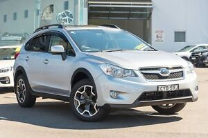 2014 Subaru XV G4-X MY14 2.0i-L Lineartronic AWD Ice Silver 6 Speed Constant Variable Wagon Brookvale Manly Area Preview