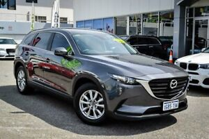 2016 Mazda CX-9 TC Sport SKYACTIV-Drive Grey 6 Speed Sports Automatic Wagon Myaree Melville Area Preview