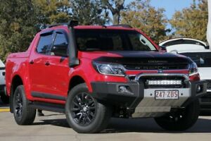 2018 Holden Colorado RG MY19 Z71 Pickup Crew Cab Red 6 Speed Sports Automatic Utility East Toowoomba Toowoomba City Preview