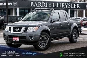 2018 Nissan Frontier ***PRO MODEL***NAVIGATION/GPS***POWER SUNRO