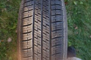 195 65 15...2004 VW PASSAT...ONE TIRE ONLY