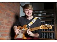 Guitar Lessons for all ages - £25 (per hour)
