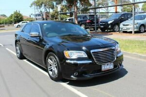 2012 Chrysler 300 MY12 C Luxury Black 8 Speed Automatic Sedan Hoppers Crossing Wyndham Area Preview