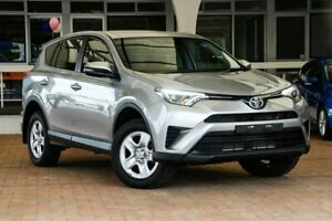 2017 Toyota RAV4 ZSA42R GX 2WD Silver 7 Speed Constant Variable Wagon Melville Melville Area Preview