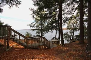 4 Acres and Stunning Home on Upper Rideau Lake Kingston Kingston Area image 9