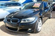 2010 BMW 320i E90 MY10.5 Lifestyle Steptronic Black 6 Speed Sports Automatic Sedan Minchinbury Blacktown Area Preview