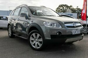 2010 Holden Captiva CG MY10 LX AWD Grey 5 Speed Sports Automatic Wagon Dandenong Greater Dandenong Preview