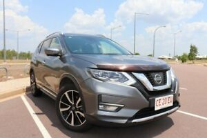 2017 Nissan X-Trail T32 Series II TL X-tronic 4WD 7 Speed Continuous Variable Wagon Driver Palmerston Area Preview