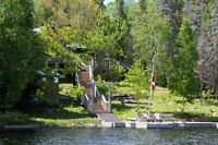 Exceptional Waterfront Home/Cottage on Rabbit Lake, Temagami!