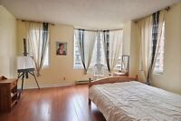 Top Location Fully Equipped Huge 2 BR downtown condo