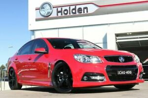 2015 Holden Commodore VF MY15 SS V Red Hot 6 Speed Sports Automatic Sedan Liverpool Liverpool Area Preview