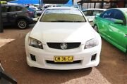 2009 Holden Commodore VE MY09.5 SS White 6 Speed Sports Automatic Sedan Minchinbury Blacktown Area Preview