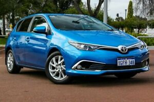 2017 Toyota Corolla ZRE182R Ascent Sport S-CVT Blue 7 Speed Constant Variable Hatchback Cannington Canning Area Preview