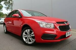 2015 Holden Cruze JH Series II MY16 Equipe Red 6 Speed Sports Automatic Sedan Old Reynella Morphett Vale Area Preview