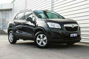 2013 Holden Trax TJ MY14 LS Black 5 Speed Manual Wagon Osborne Park Stirling Area Preview