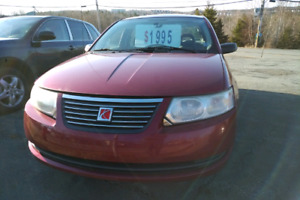 SOLD!!! 2006 saturn Ion Very Clean!!