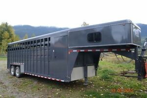 Special Offer Maverick Stock Trailer Take Over the Lease Payment