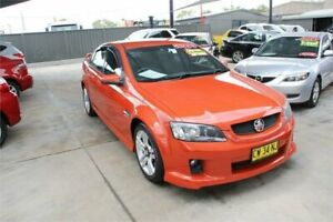 2009 Holden Commodore VE MY09.5 SV6 Orange 5 Speed Automatic Sedan Mitchell Gungahlin Area Preview