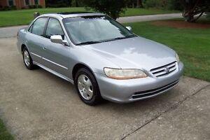 2001 Honda Accord EX Sedan