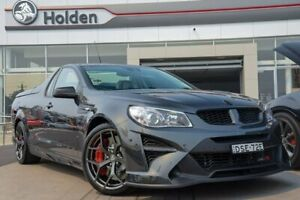 2017 Holden Special Vehicles Maloo Gen-F2 MY17 GTS R Son of a Gun Grey 6 Speed Sports Automatic