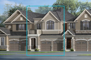 New 3 & 4 Bedroom Townhomes for Lease in Oakville - Preserve