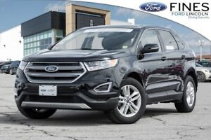 2016 Ford Edge SEL - HAND PICKED PREVIOUS RENTAL, LEATHER!